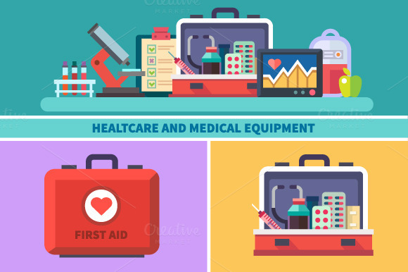 Healthcare And Medical Equipment
