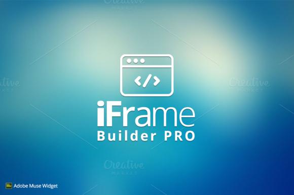 IFrame Builder PRO Adobe Muse
