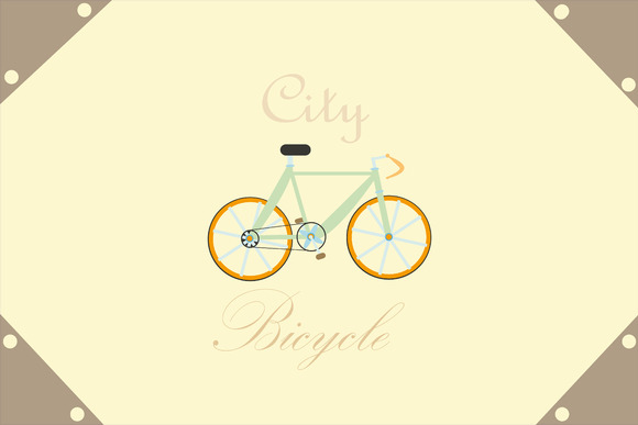 Background City Bike