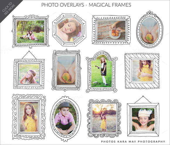 Photo Frames Magical Frames