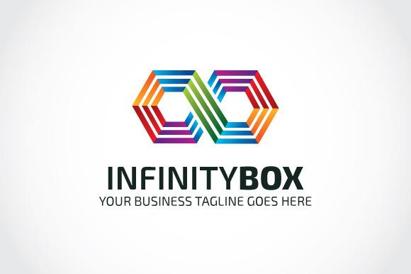 Infinity Box Logo Template