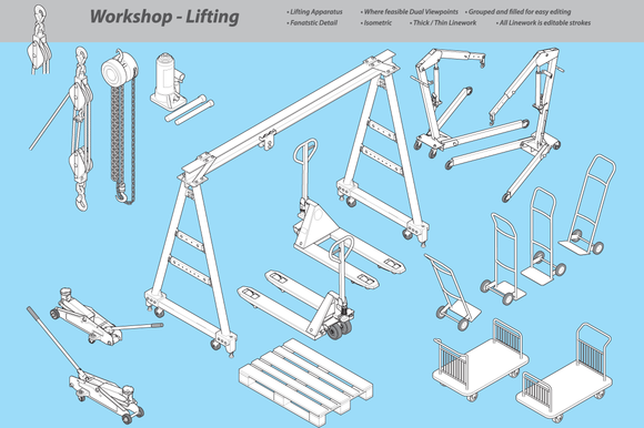 Workshop Lifting