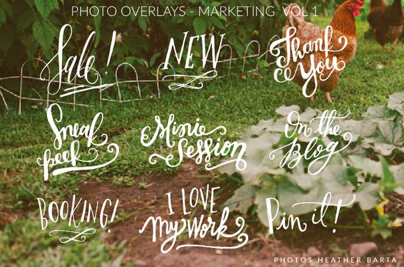 Photo Overlays Photographer Market