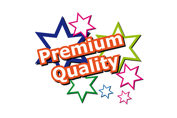 Premium Quality Sticker