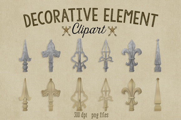 Decorative Element Clipart