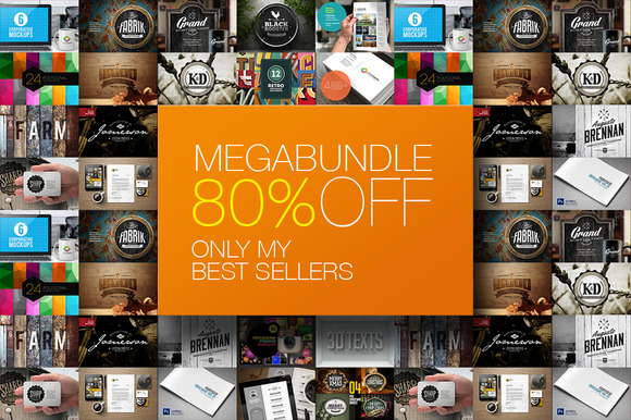 Mega Bundle Only My Best Sellers