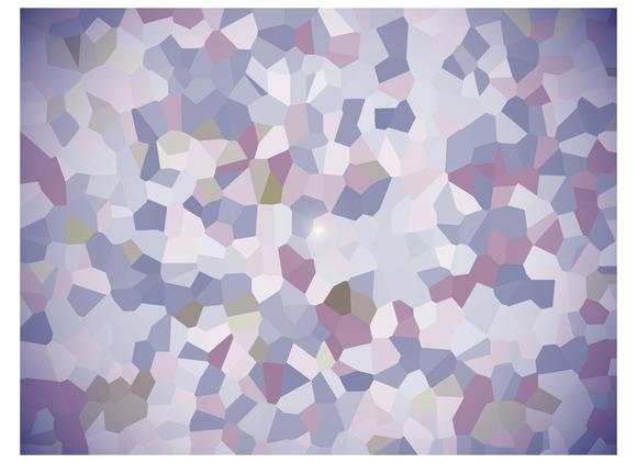 Abstract Pixel Polygonal Design