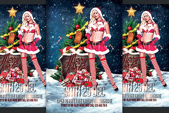 Christmas Flyer
