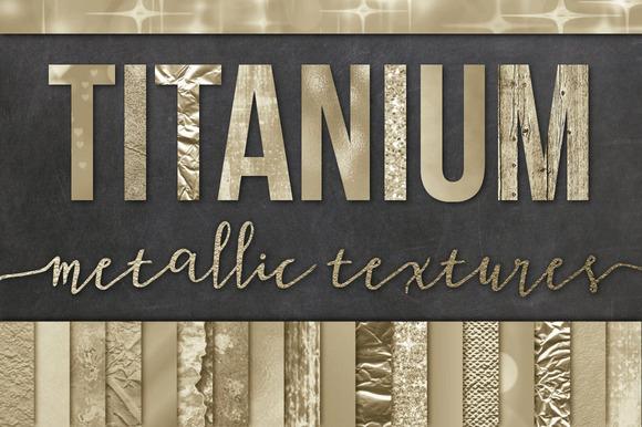 Light Gold Foil Textures Backgrounds