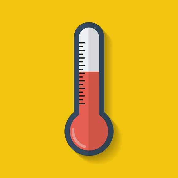 indesign fundraising thermometer template  u00bb designtube