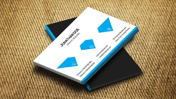 Corporate Business Card CM175