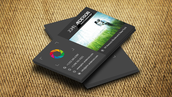 Personal Business Card CM179