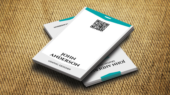 Personal Business Card CM180