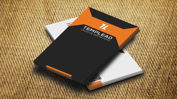 Corporate Business Card CM182