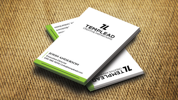 Corporate Business Card CM188