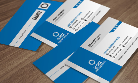 Corporate Business Card CM194