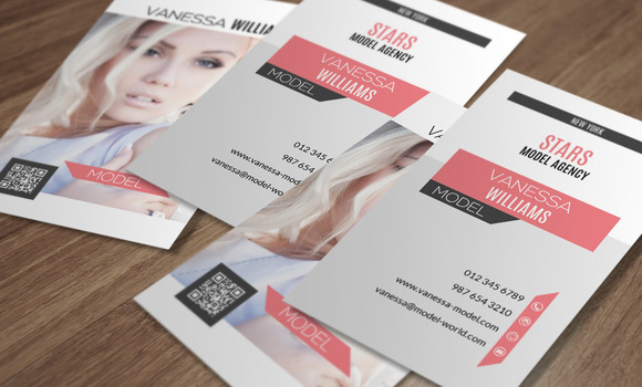 Personal Business Card CM195