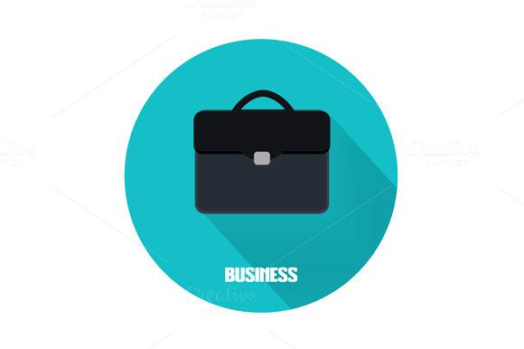 Icon Briefcase