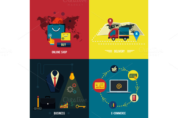 Icons For E-commerce