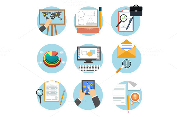 Business Office And Marketing