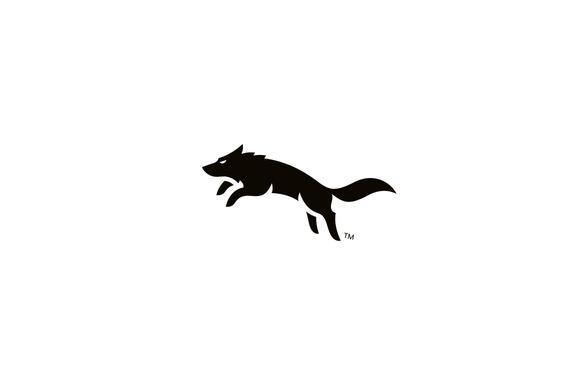 Wolf Strike Logo