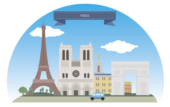 Cities Of France