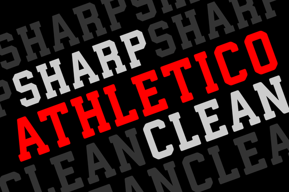 Athletico Clean Sharp