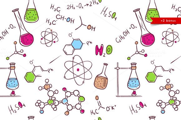 Hand Draw Chemistry