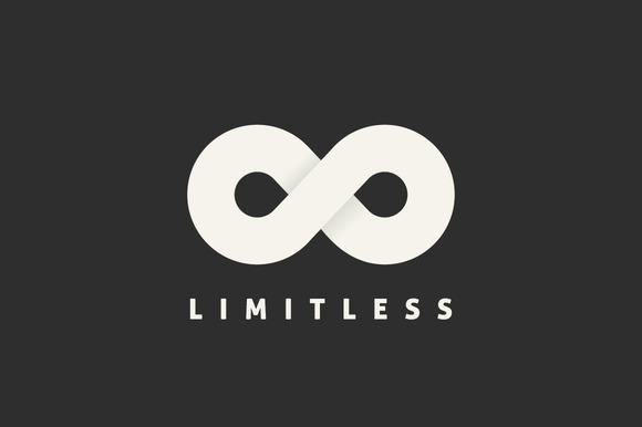 Limitless Logo Template Stationary