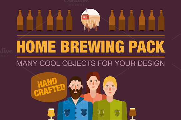 Home Brewing Pack