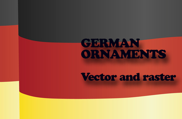 German Ornaments
