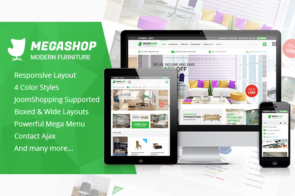 SJ MegaShop Multipurpose Template