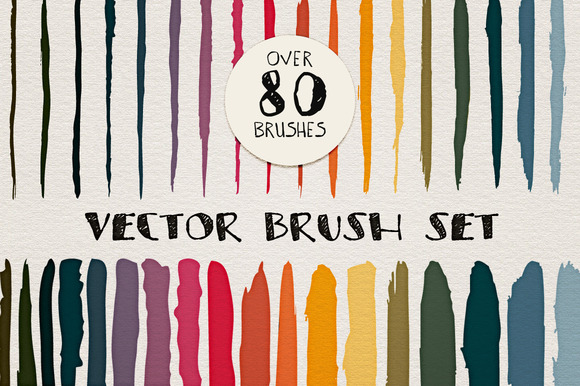 Brushes Collection Creative Art
