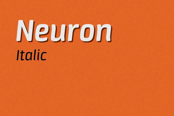 Neuron Italic