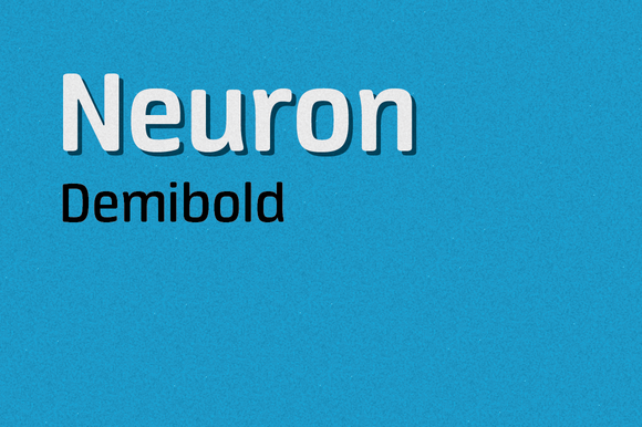 Neuron Demibold