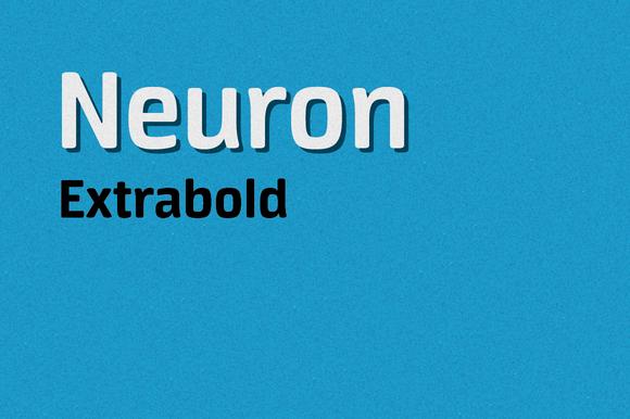 Neuron Extrabold