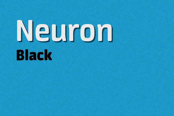 Neuron Black