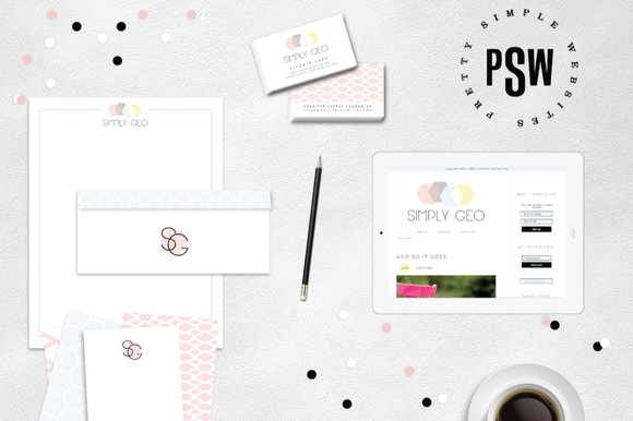 Branding Kit Simply Geo