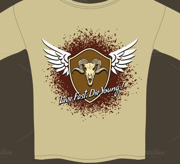 Rocker Tee Shirt