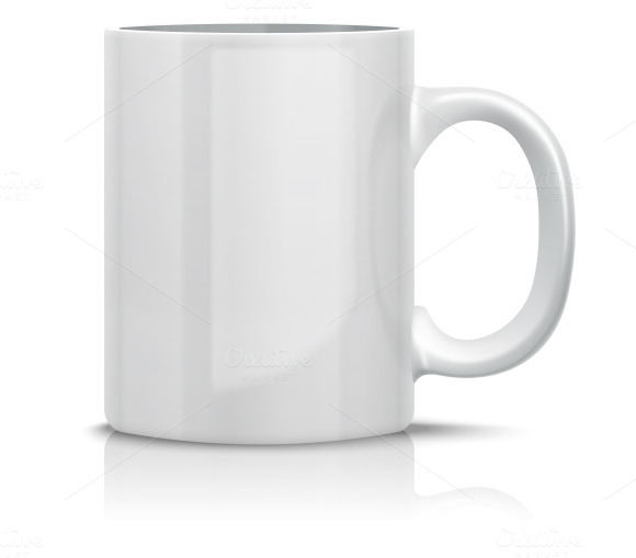 Classic White Cup