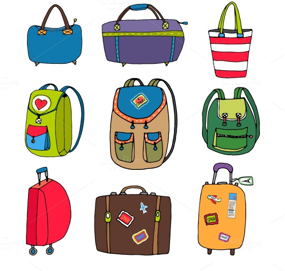Luggage Bags Backpacks Suitcases