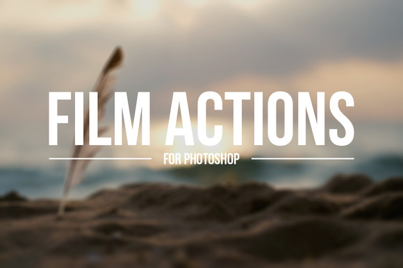 4 Pro Film Actions