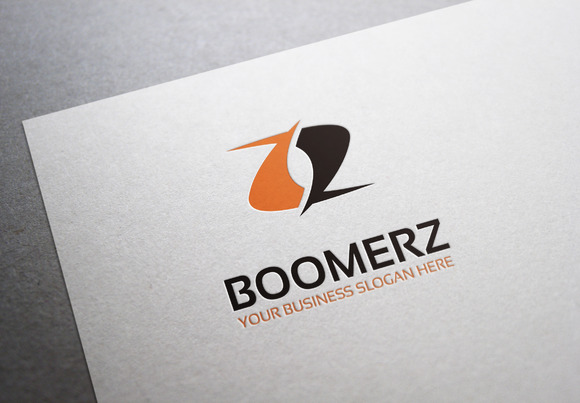 Boomerz Logo