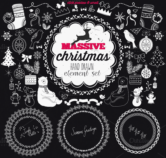 Christmas Celebration Kit