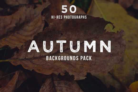 Mystic Autumn Photo Pack 50 Images