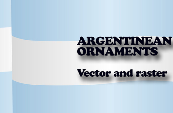 Argentinean Ornaments