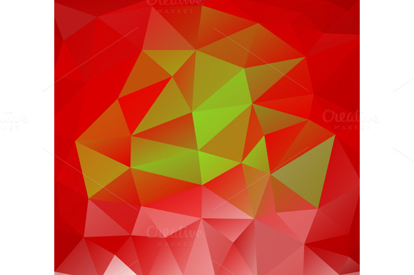 Set Triangle Background