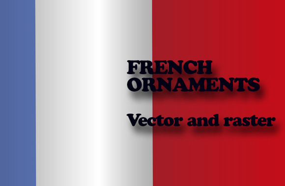 French Ornaments