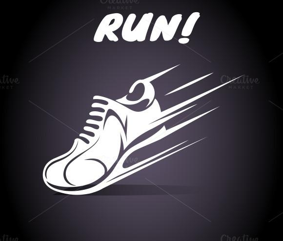 Run Poster Design