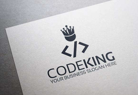 Code King Logo